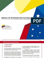 Manual Identidad Institucional