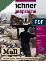 Deutscher Müll in der Wegwerfgesellschaft