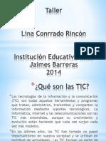 Taller Lina Rincón