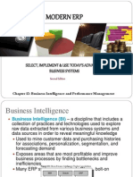 Ch 12 Business Intelligence and Performance Management
