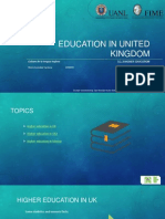 Education in United Kingdom