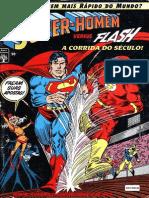 Super-Homem the Flash Corrida Do Seculo