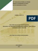 Relatório Estágio Emanuel Santette Final