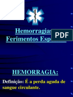 06 - Hemorragia e Ferimentos