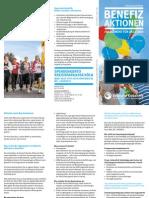 Deutsche Krebshilfe Benefizaktion