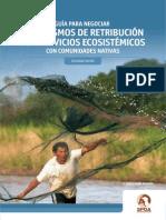 Guía Para Negociar Mecanismos de Retribución Por Servicios Ecosistémicos - 2DA EDICION