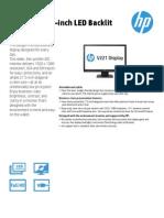 AMS_HP_V221_Monitor_Datasheet.pdf