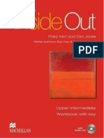 New Inside Out Upperintermediate Workbook With Key