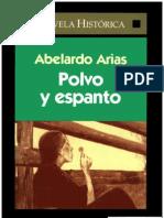 Polvo y Espanto - Abelardo Arias