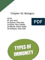Biologics Reporting