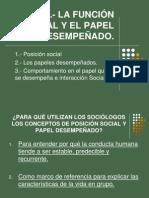 III.- FUNCIÓN SOCIAL Y ROL O PAPEL DESEMPEÑADO.ppt
