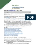Pa Environment Digest Nov. 17, 2014