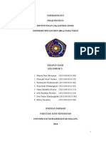LAPORAN PRAKTIKUM LD50