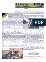 July 2007 Newsletter 1