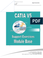 Catia Support Exercices