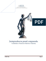 Jurisprudencia Penal Comparada