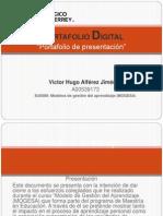 Víctor Alférez. A00539173. Portafolio de Presentación.