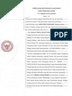 Akta Pernyataan Keputusan Di Luar Rapat Para Pemegang Saham PT Kirana Chatulistiwa No 81 Tgl 14-05-2012 (2)