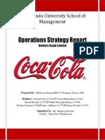 Operation strategy- Bottler's Nepal
