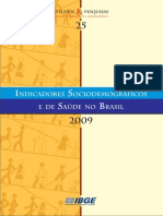Indicadores Sociais e Econômicos - IBGE