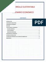 Escenario Económico (Desarrollo Sustentable)