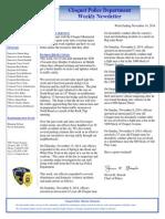 20141114 City Council Letter