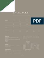 DB WG Lace Jacket