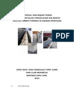 Proposal Dan Kajian Teknis Proyek