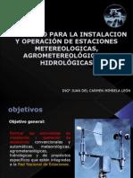 4.1.Protocolo Para La Instalacion y Operacion de Estaciones Metereologicas2