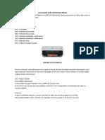 SOLUCIONES PARA IMPRESORA MP250.docx