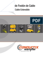 Catalog - Festoon Spanish C-TrackStretch Wire