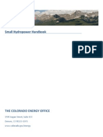 Hydro-handbook - Penstock, Turbine