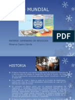 5.2 Banco Mundial