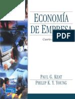 Economia de Empresa - Keat Young - 4E