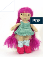 The Emma Doll Crochet Pattern