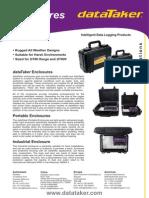 DataTaker Enclosures TS0053D1