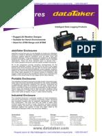 Datataker Portable Enclosures