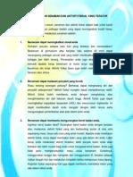 Faedah Senaman Dan Aktiviti Fizikal 120111