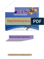 Glucosamine Exporters