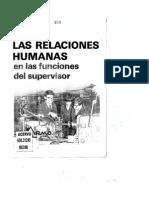 PDF-Publicaciones Completas(Capacitacion)-14 Las Relaciones Humanas en Funciones Del Superivisor