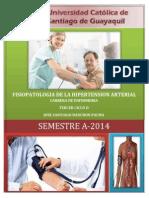 Fisiopatologia de La Hipertension Arterial Jose Banchon