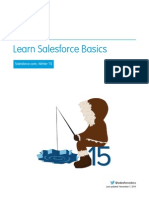 Learn Salesforce Basics