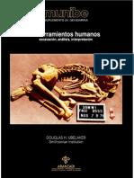 Enterramientos Humanos, Excavacion, Analisis, Interpretacion-Douglas Ubelaker