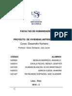 Proyecto Antisismico Desarrollo Humano