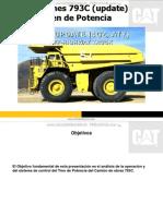 Curso Tren Potencia Camiones Mineros 793c Caterpillar