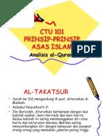 Analisis Al Quran