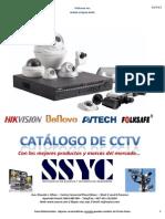 Catalogo de CCTV