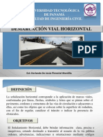PPT Demarcación vial