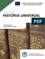 Manual de História Universal (preview) - Artur Filipe Dos Santos - Universidade Senior Contemporânea