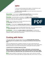 Chef Basics Kitchen Staples